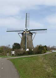 The Prinsen Windmill